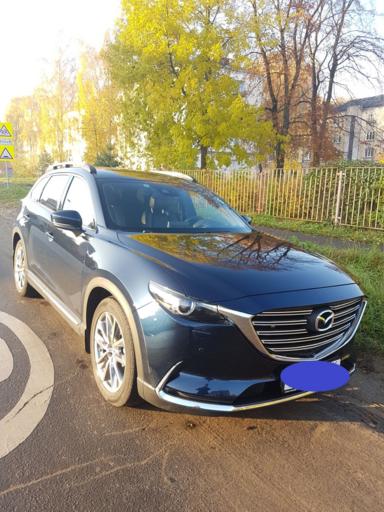 Mazda CX-9 2018 отзыв автора | Дата публикации 16.10.2018.