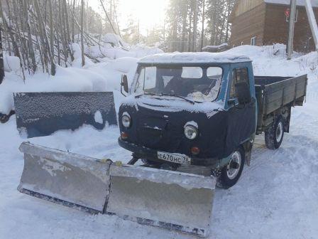 УАЗ УАЗ 1998 - отзыв владельца