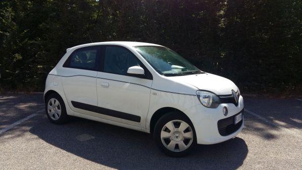 Renault Twingo 2016 - отзыв владельца