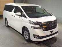 Toyota Vellfire, 2015