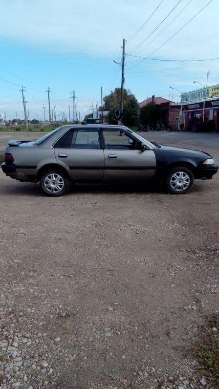 Toyota Corona 1989 - отзыв владельца