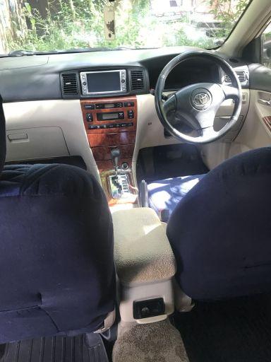 Toyota Allex, 0