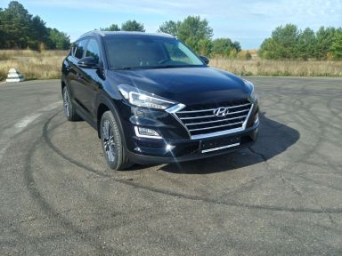 Hyundai Tucson 2018 отзыв автора | Дата публикации 05.10.2018.
