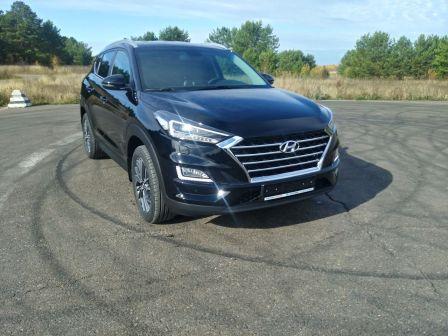 Hyundai Tucson 2018 - отзыв владельца