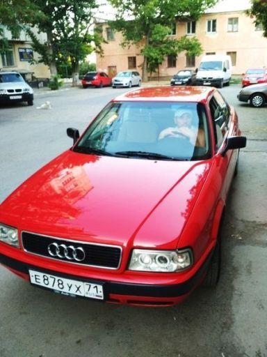 Audi 80 1991 отзыв автора | Дата публикации 06.10.2018.
