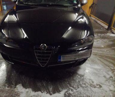 Alfa Romeo 147 2007 отзыв автора | Дата публикации 06.10.2018.