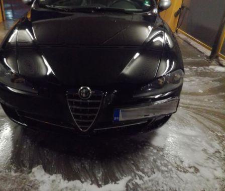 Alfa Romeo 147 2007 - отзыв владельца