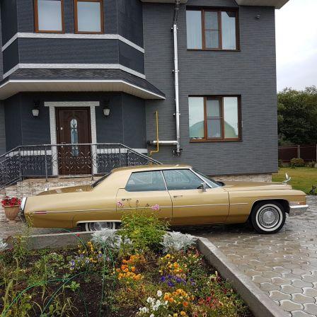 Cadillac DeVille 1971 - отзыв владельца