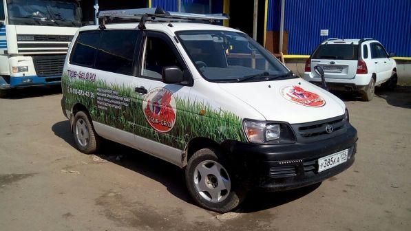 Toyota Town Ace 2006 - отзыв владельца
