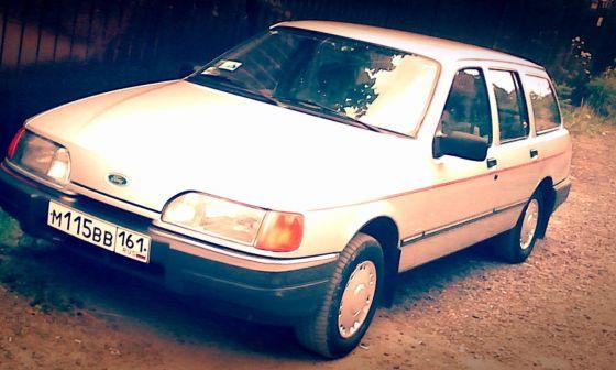 Ford Sierra 1987 - отзыв владельца