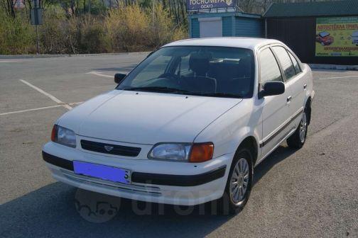 Toyota Tercel 1996 - отзыв владельца