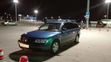 Volkswagen Passat, 2000