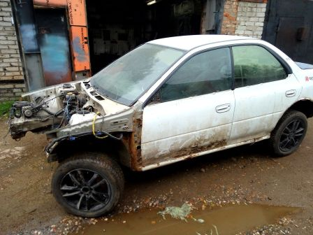 Subaru Impreza 1998 - отзыв владельца