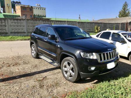 Jeep Grand Cherokee 2012 - отзыв владельца