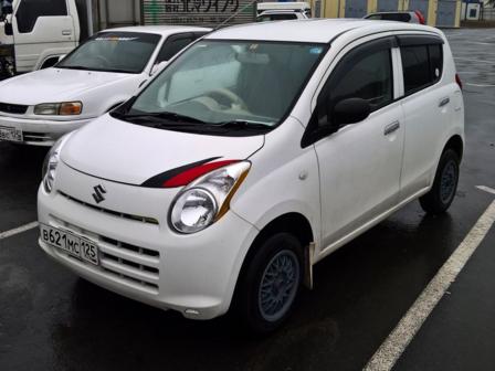 Suzuki Alto 2012 - отзыв владельца