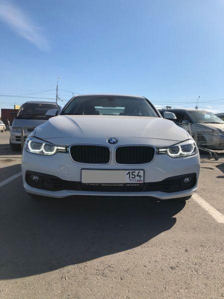 BMW 3-Series 2016 - отзыв владельца