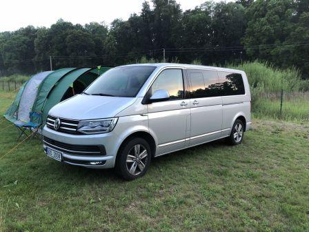 Volkswagen Caravelle 2017 - отзыв владельца