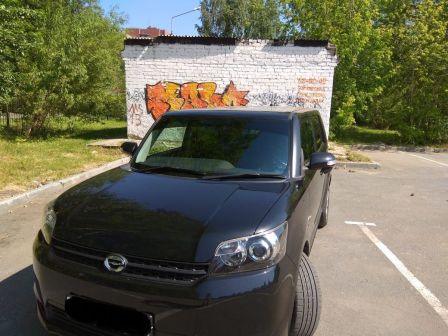 Toyota Corolla Rumion 2013 - отзыв владельца