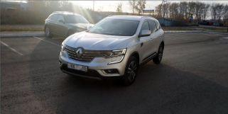 Renault Koleos, 2017