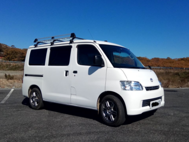 Toyota Town Ace, 2012