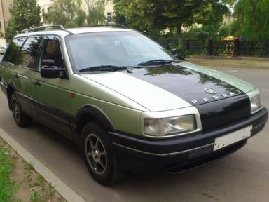 Volkswagen Passat 1992 отзыв автора | Дата публикации 19.10.2018.