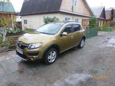 Renault Sandero, 2015