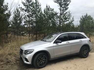 Mercedes-Benz GLC, 2017