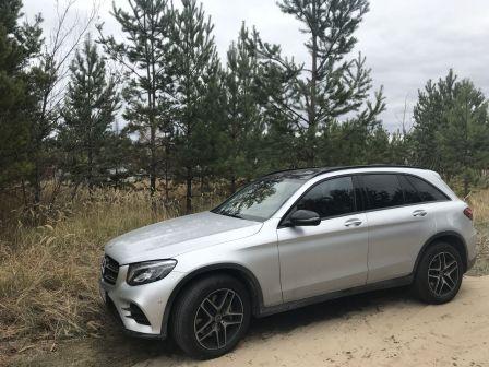 Mercedes-Benz GLC 2017 - отзыв владельца