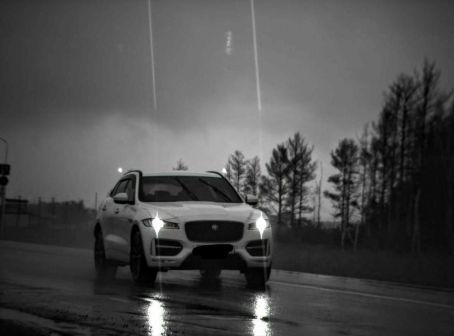 Jaguar F-Pace 2018 - отзыв владельца