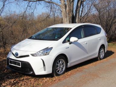 Toyota Prius a, 2016