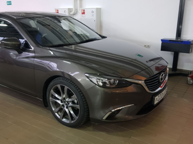 Mazda Mazda6, 2016