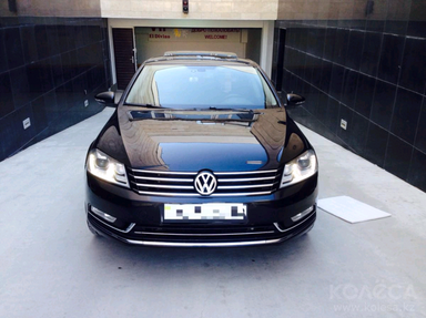 Volkswagen Passat 2011 отзыв автора | Дата публикации 24.10.2018.
