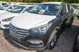 Hyundai Santa Fe. TIMELESS BLACK_ЧЕРНЫЙ (RB5 / PB5)
