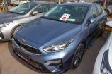 Kia Cerato. PLANET BLUE METALLIC (D7U)