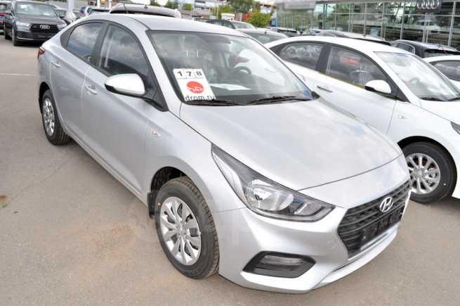 Hyundai Solaris, 2018 год, 758 900 руб.