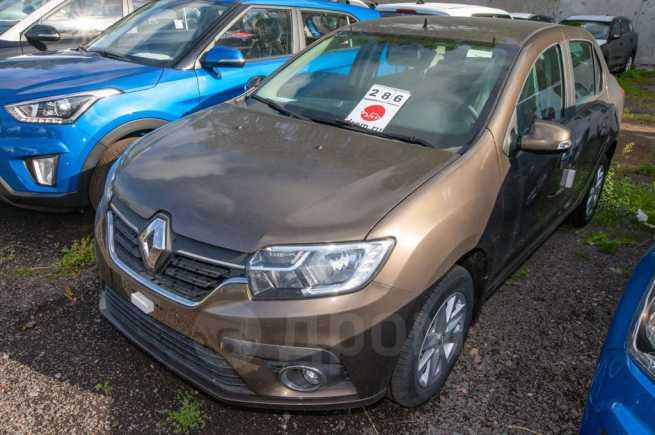 Renault Logan, 2018 год, 856 570 руб.