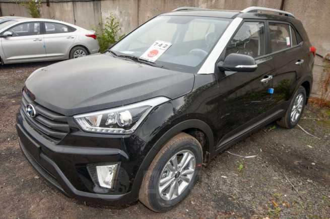 Hyundai Creta, 2018 год, 1 123 900 руб.