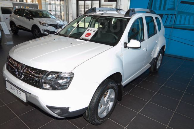 Renault Duster, 2018 год, 1 031 970 руб.