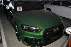 Москва Audi RS5 2017