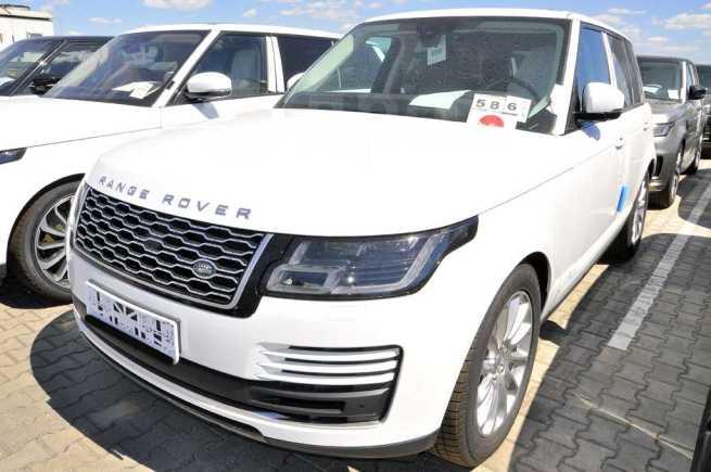 Land Rover Range Rover, 2018 год, 8 170 000 руб.
