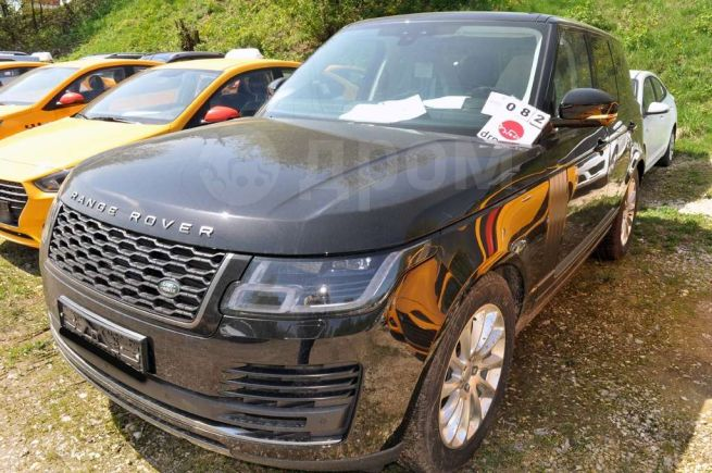 Land Rover Range Rover, 2018 год, 7 507 000 руб.