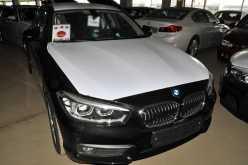 Москва BMW 1-Series 2018