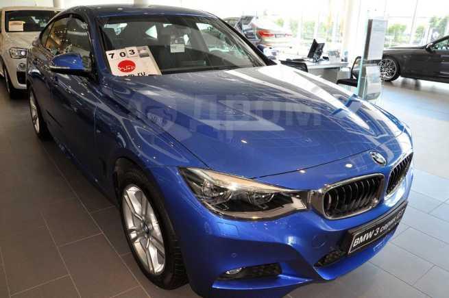 BMW 3-Series, 2018 год, 2 345 734 руб.