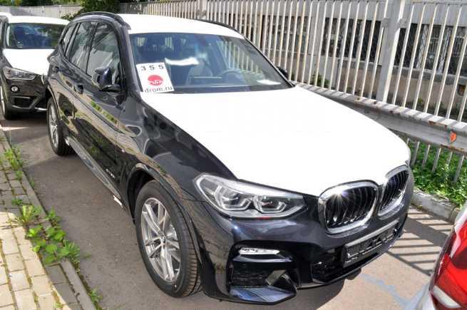 BMW X3, 2018 год, 3 278 531 руб.
