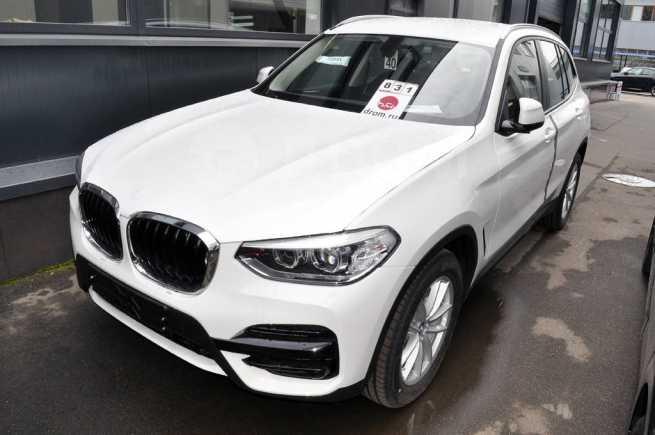 BMW X3, 2018 год, 2 737 764 руб.