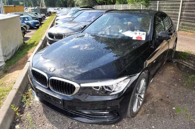 BMW 5-Series, 2018 год, 3 739 316 руб.