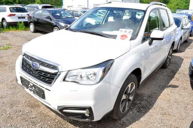 Subaru Forester, 2018 год, 1 969 900 руб.