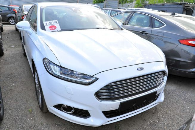 Ford Mondeo, 2018 год, 1 692 509 руб.