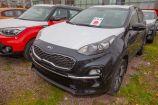 Kia Sportage. BLACK PEARL (1K)