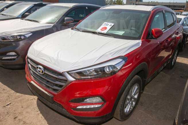 Hyundai Tucson, 2018 год, 1 689 000 руб.